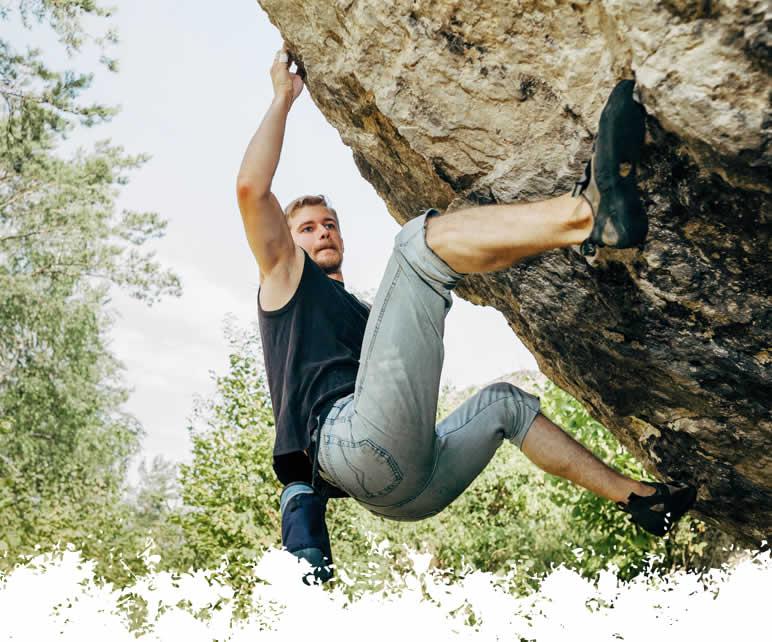 Climbers hands, skin creams and balms, rub and rash creams