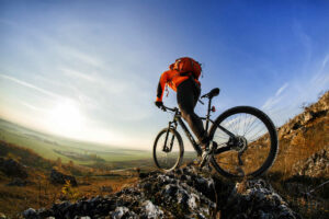 the best skincare products for cyclists and mountain bikers