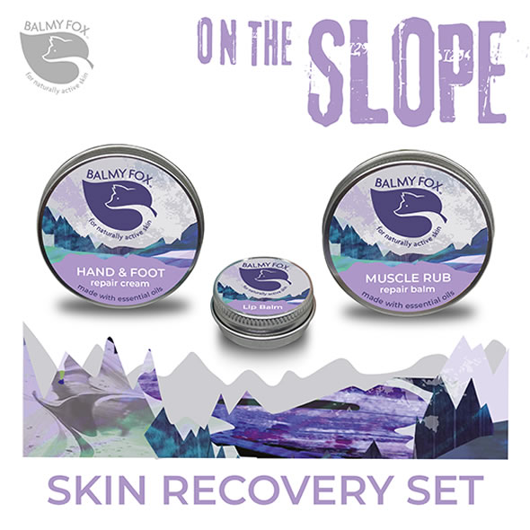 Slope Skin Recovery Set