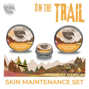 Trail Skin Maintenance Set
