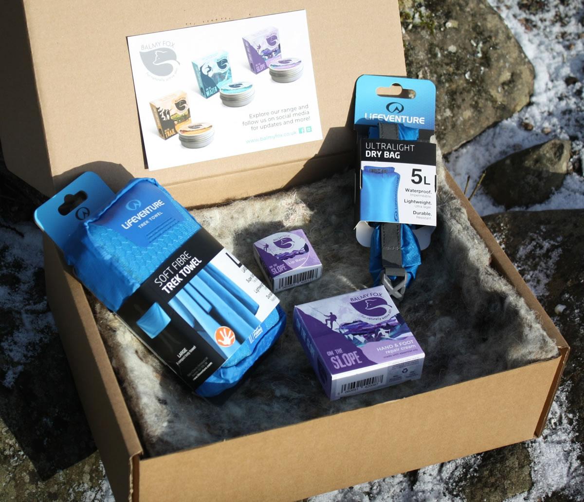 Slope Dry Pack Gift Set