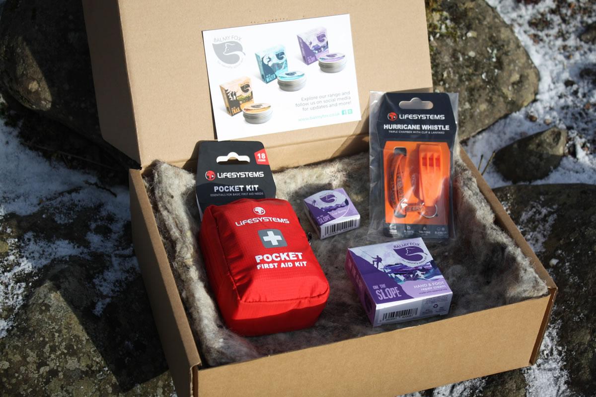 Slope Emergency Pack Gift Set
