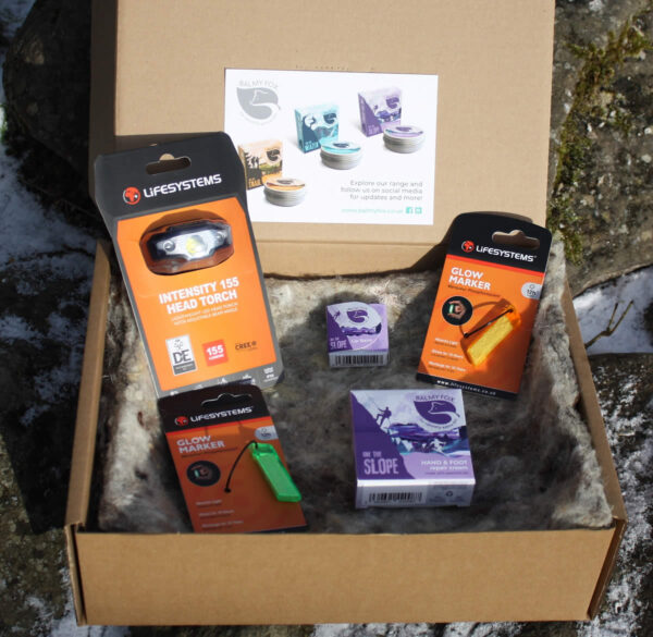 Slope Night Pack Gift Set