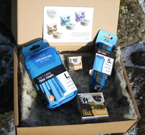 Trail Dry Pack Gift Set