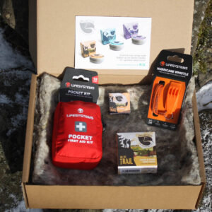 Trail Emergency Pack Gift Set