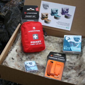 Emergency gift sets for swimmers,sailors,surfers and kayakers