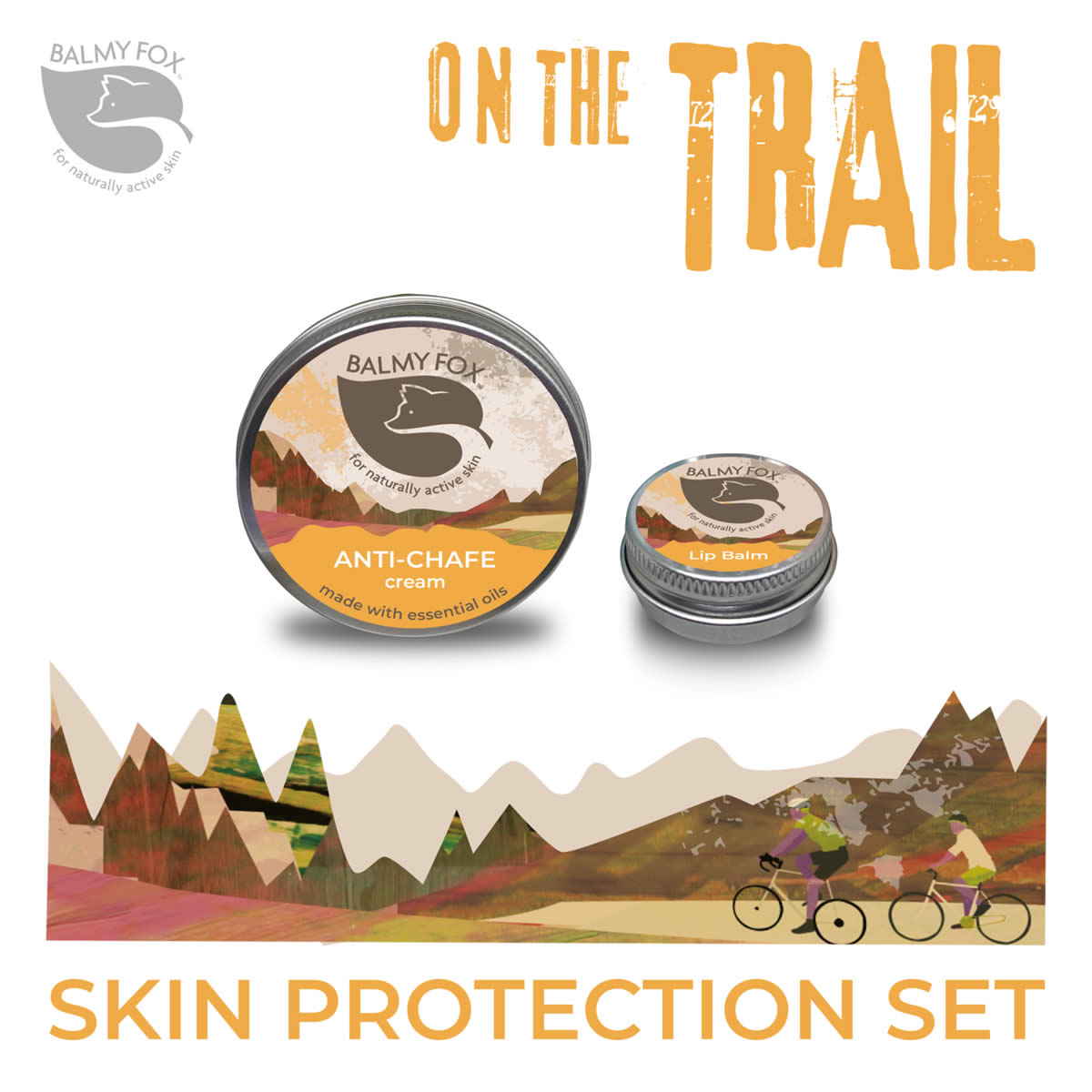 Trail Skin Protect Duo