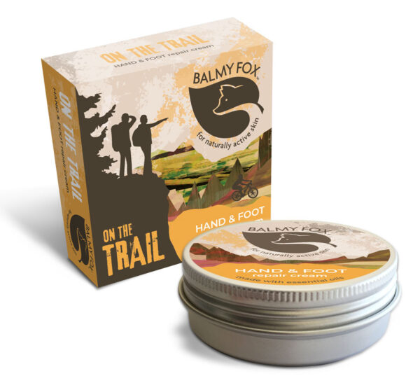 Gift- Set Trail Hand and Foot Cream