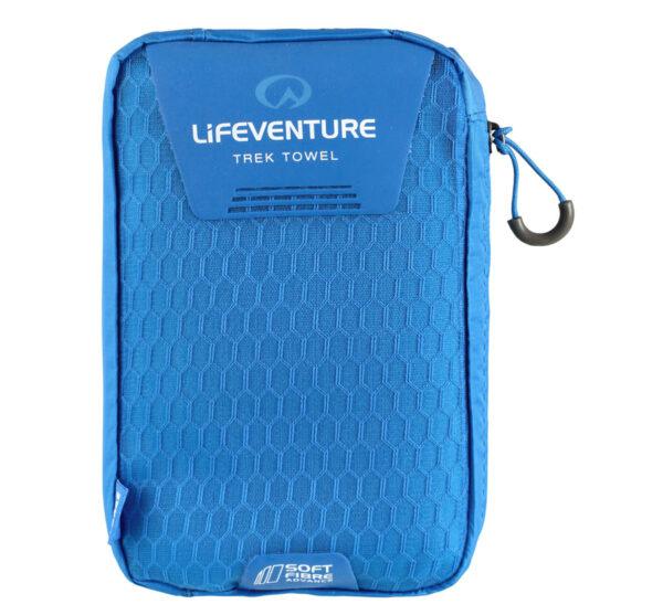 Softfibre Blue Large Bag