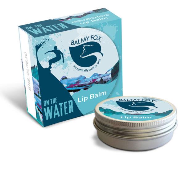 Gift Set Water Lip Balm