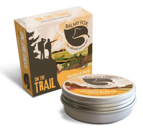 Gift Set Trail Muscle Rub