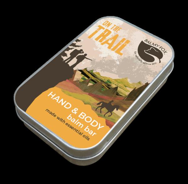 BalmyFox Trail Balm Bar