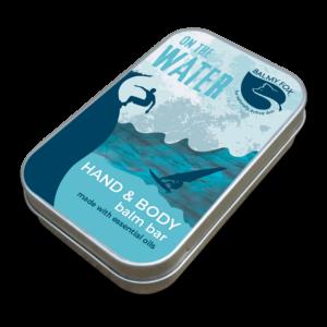 Balmy Fox Water Balm Bar