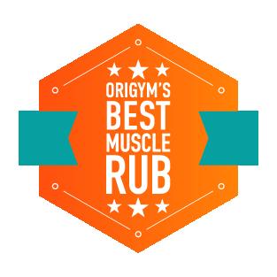 Ori-Gym Best Muscle Rub