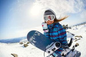 Balmy Fox Outdoor Winter Skincare