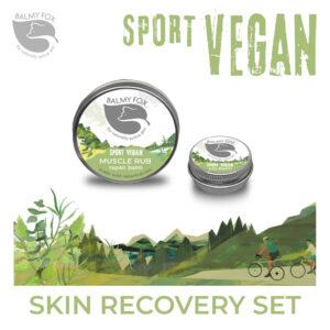 \vegan Skin Recovery Duo Set