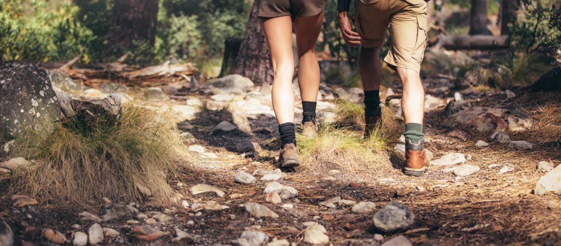 the best skincare products for walkers and hikers foot creams and balms