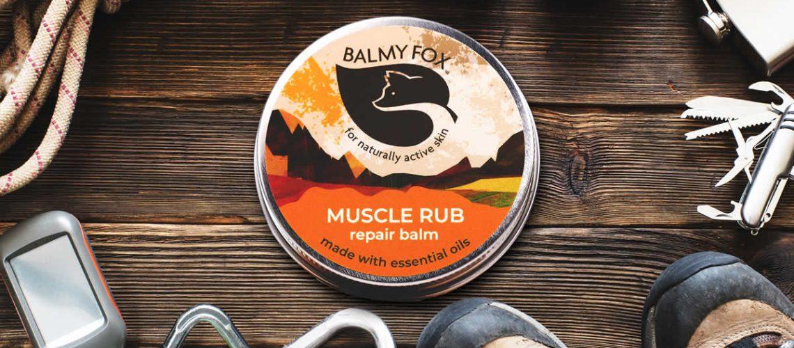 Balmy Fox Xmas Trail