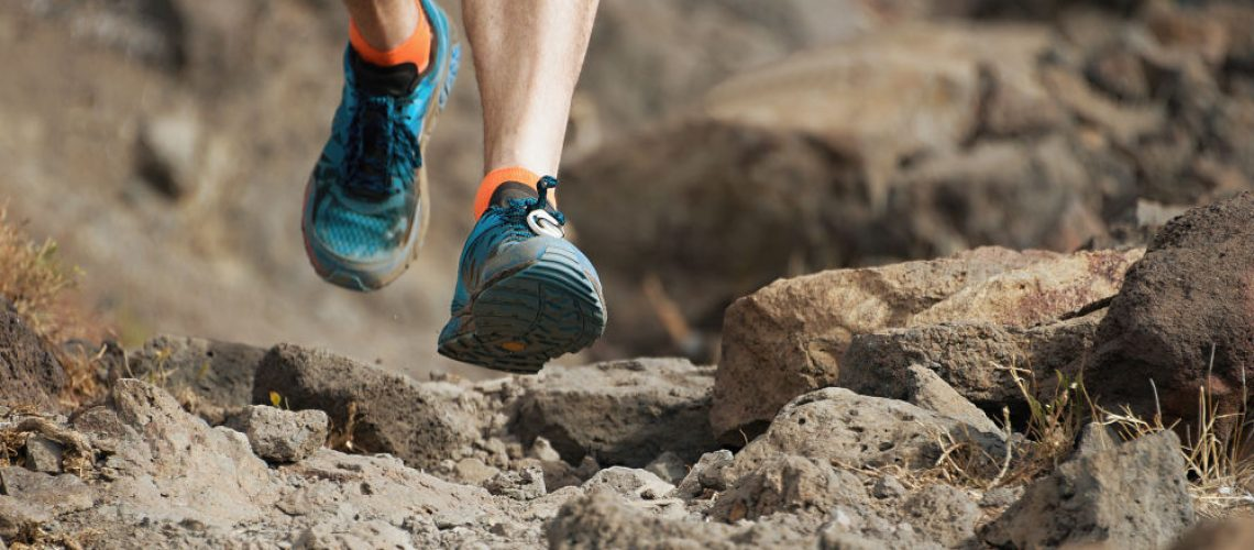 Fell runners foot care creams and balms from Balmy FoxTrail Running
